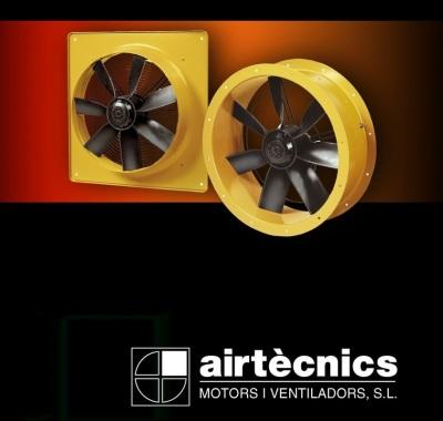 axial fans catalogue