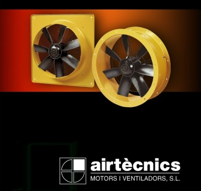 axial fans catalogue